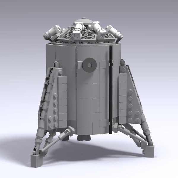Starhopper version non metal
